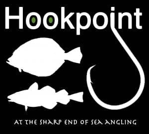 HookPoint fishing magazine logo