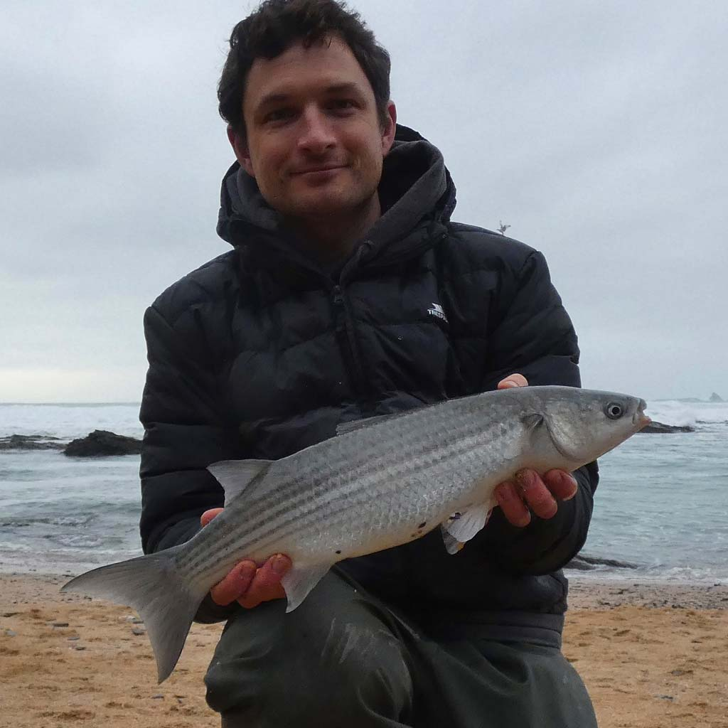 HookPoint fishing magazine Ben Conway Open Shore Mullet Cornwall Mark Reed