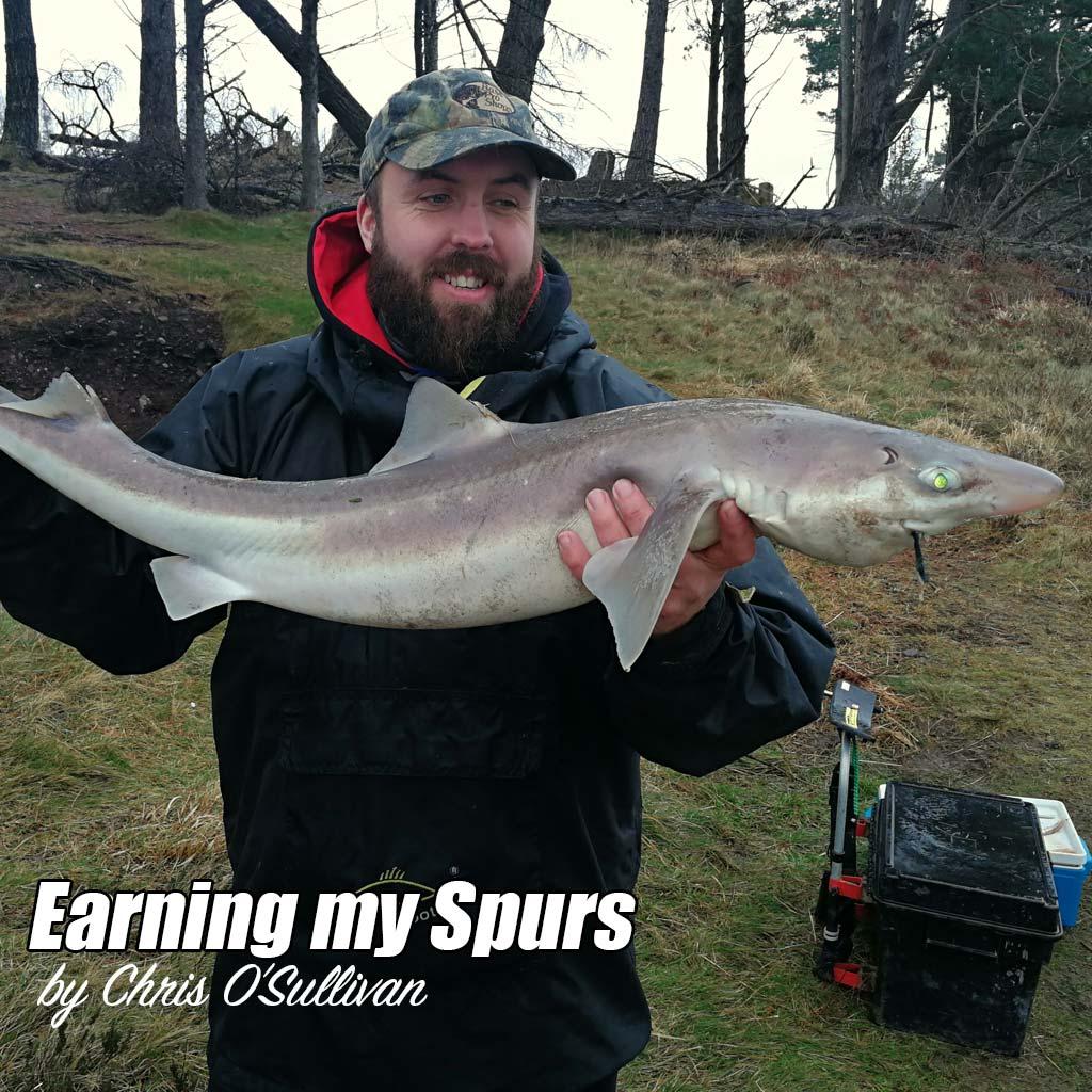 HookPoint fishing magazine Chris O'Sullivan Spurdog Ireland