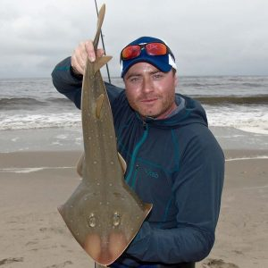HookPoint fishing magazine Matt Crowe Sports Quest Namibia Gulley Shark
