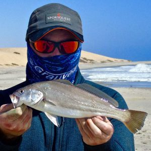 HookPoint fishing magazine Matt Crowe Sports Quest Namibia
