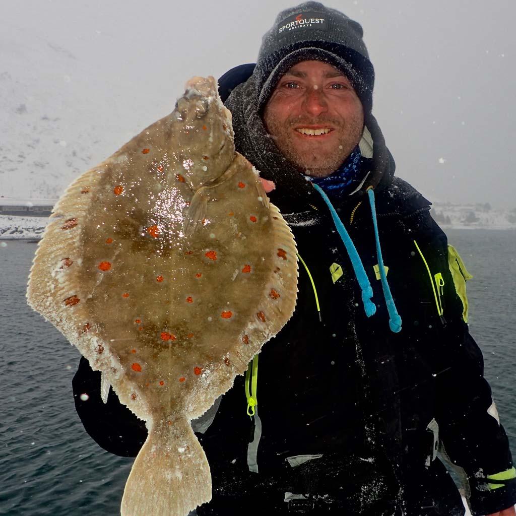 HookPoint Fishing Magazine Lofoten Islands Norway Sportsquest Ross Johnson Matt Crowe Plaice