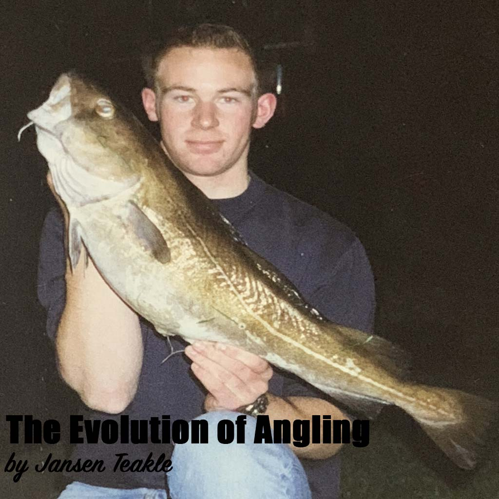 Jansen old cod picture evolution of angling cover