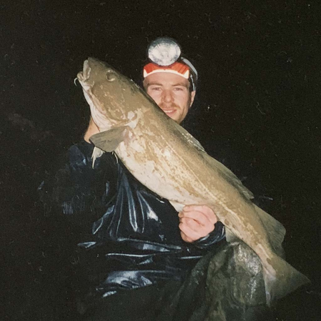 Jansen old cod picture evolution of angling
