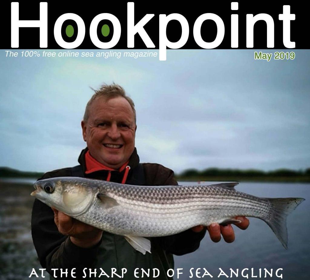 Hookpoint June cover specimen mullet