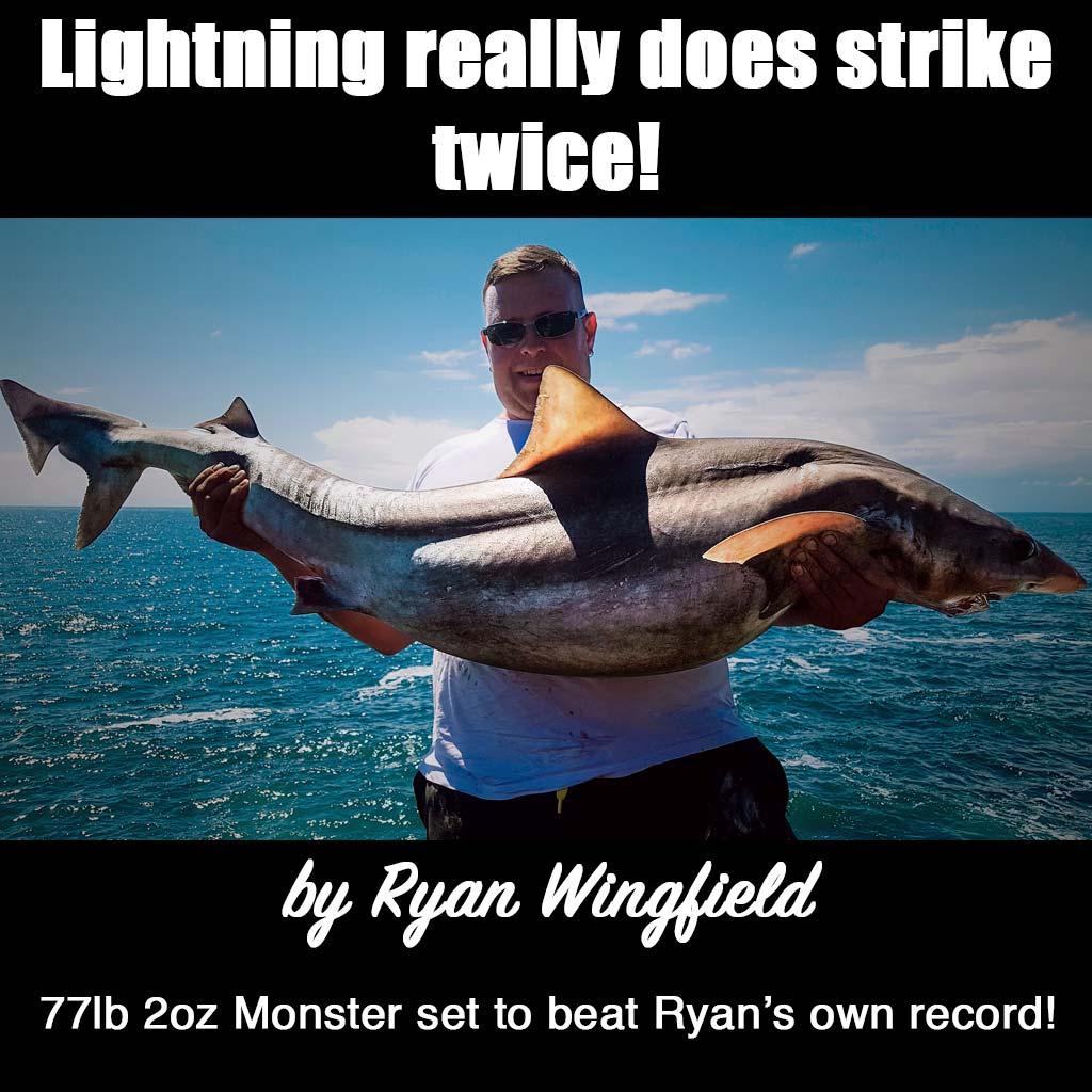 Pending British Record Tope Ryan Wingfield