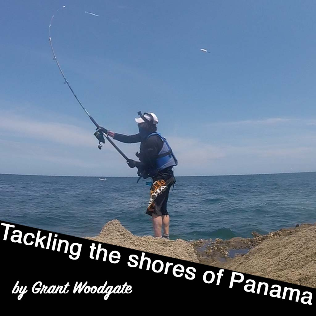 Shores of Panama cover by Grant woodgate