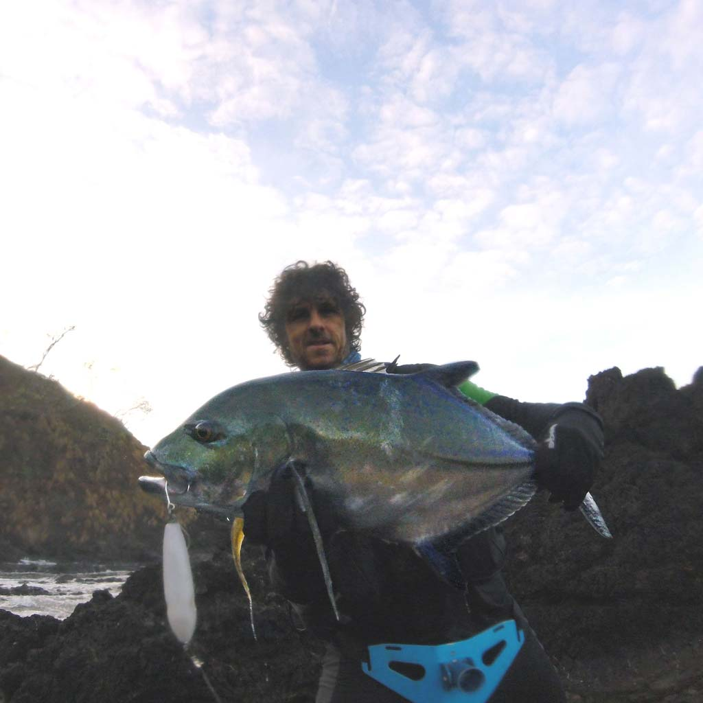 blue fin trevalley grant woodgate panama samson enticer lures