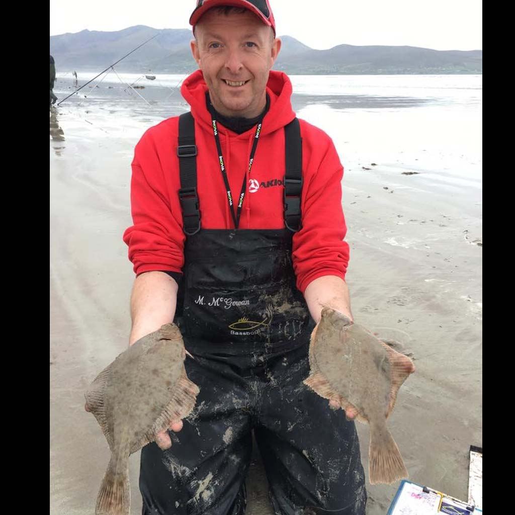 daiwa pairs flounder