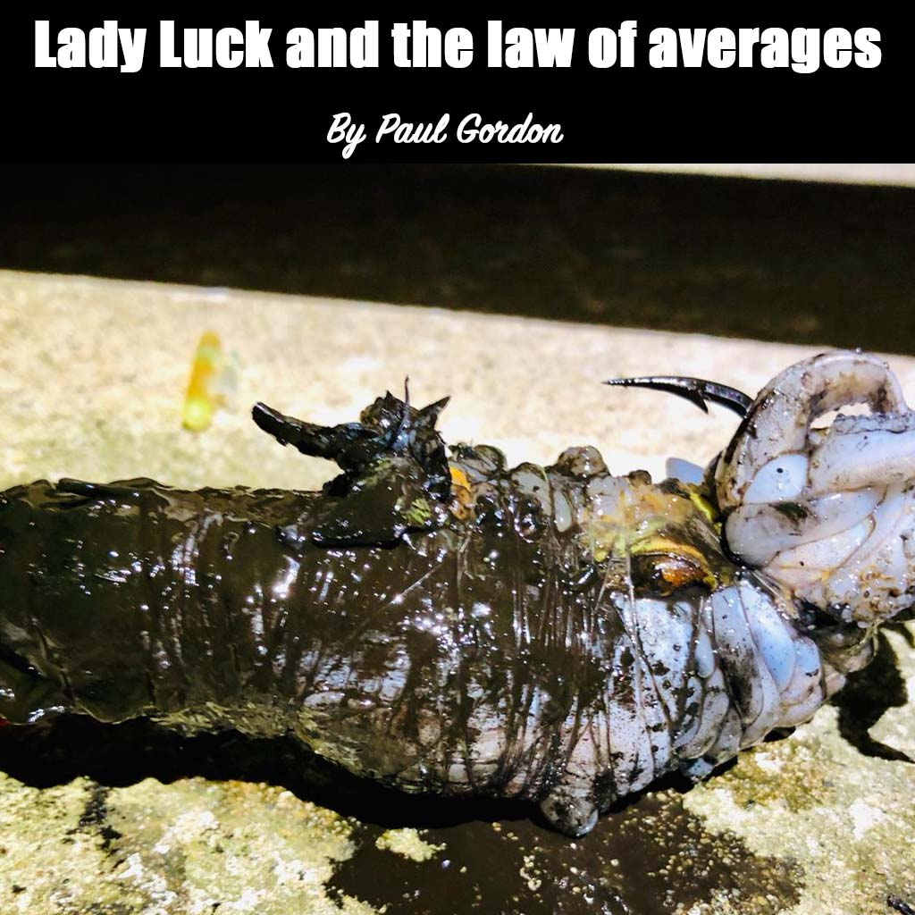 lady luck and the law of averages