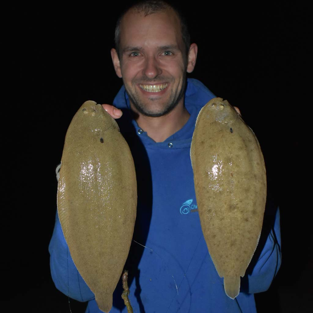 a brace of dover sole for Tom Bagnall