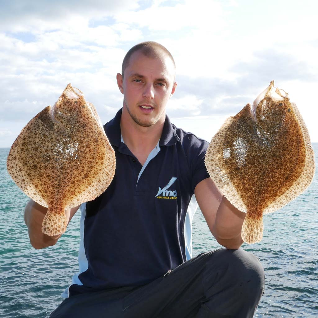 carl mccormack brace of turbot
