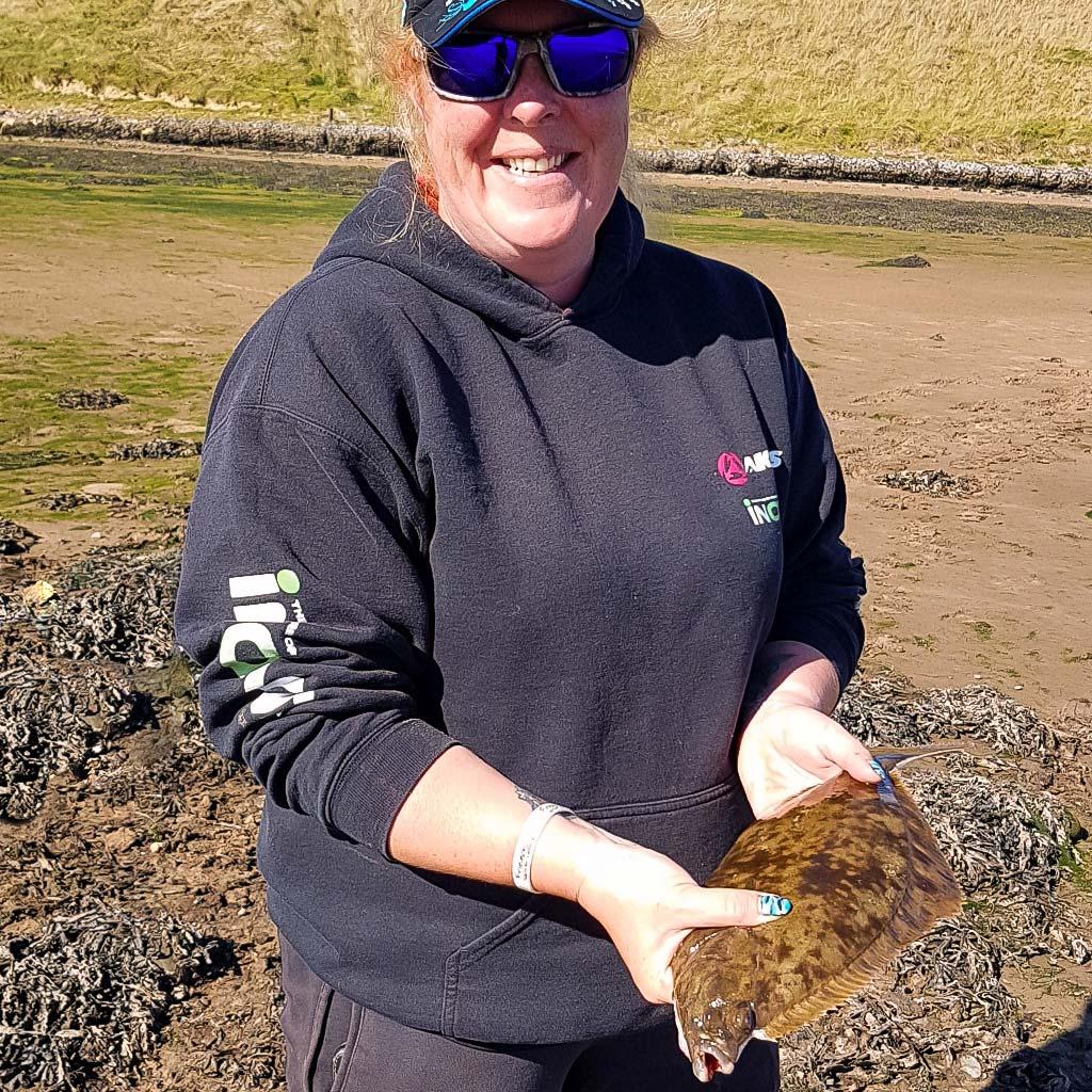an irish flounder