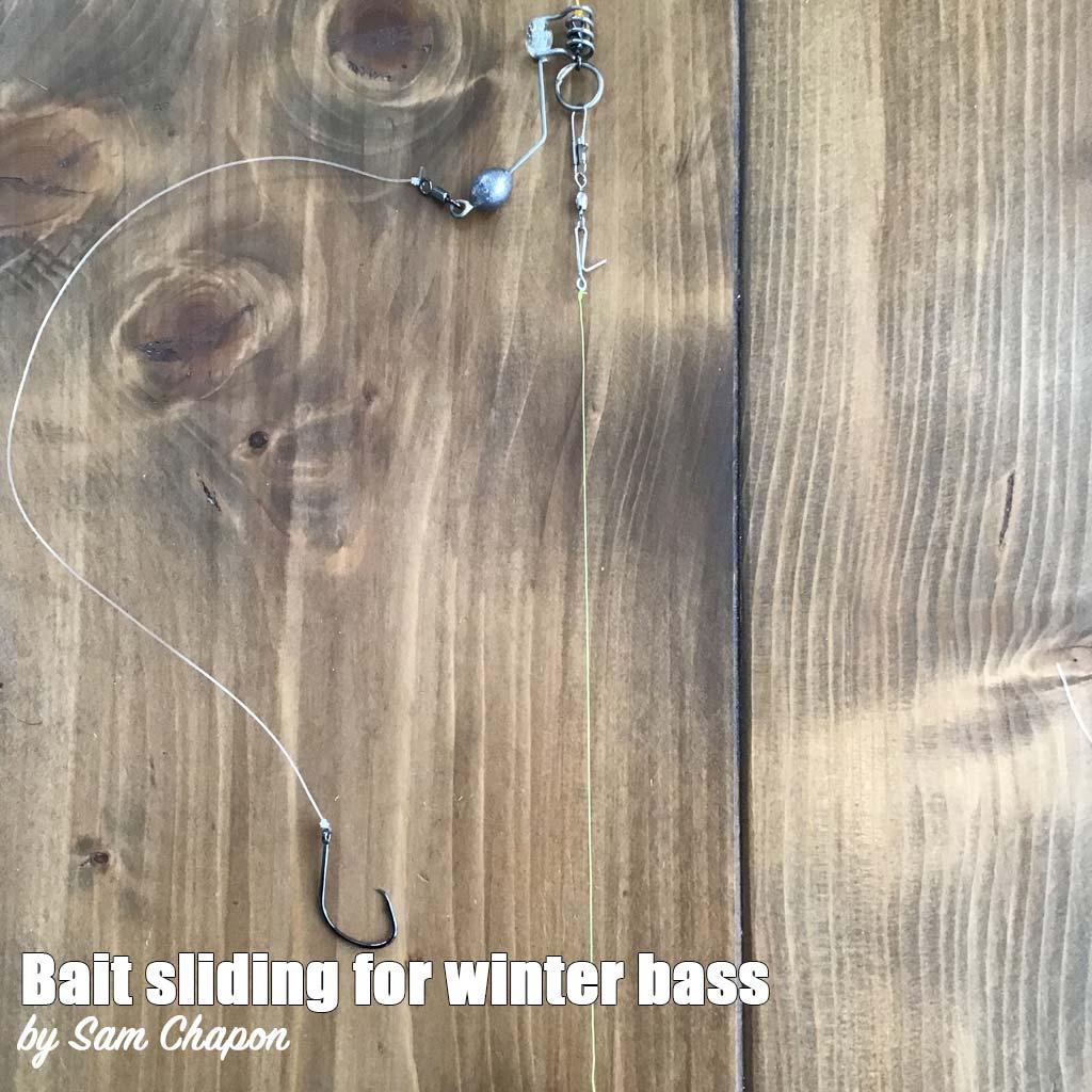 sliding bass rig