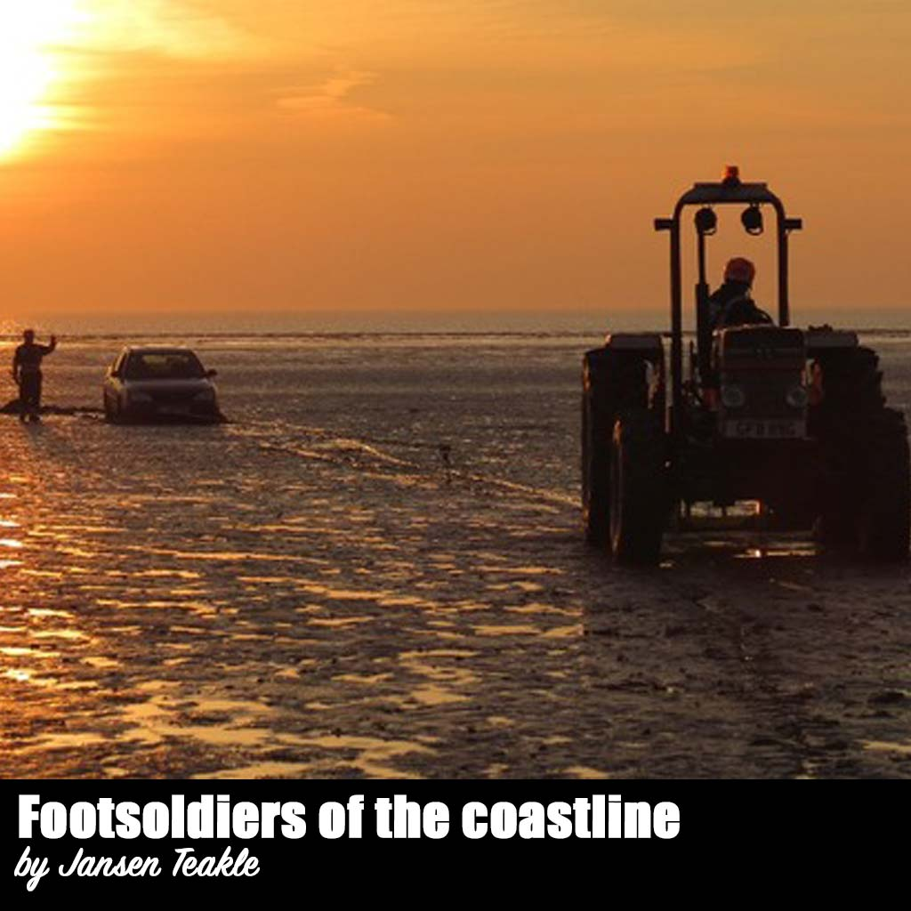 footsoldiers of the coastline