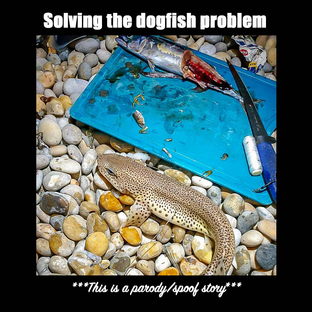 solving the dogfish problem
