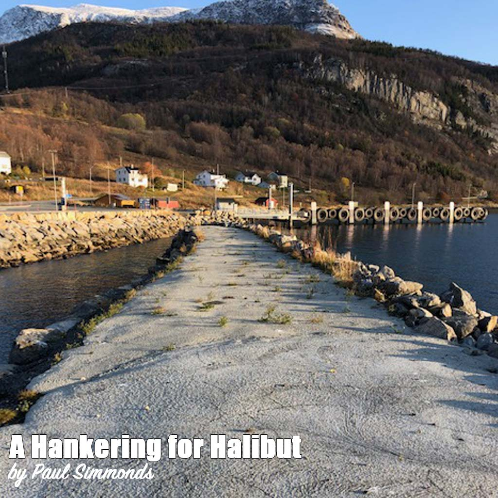 a hankering for halibut cover rolla norway