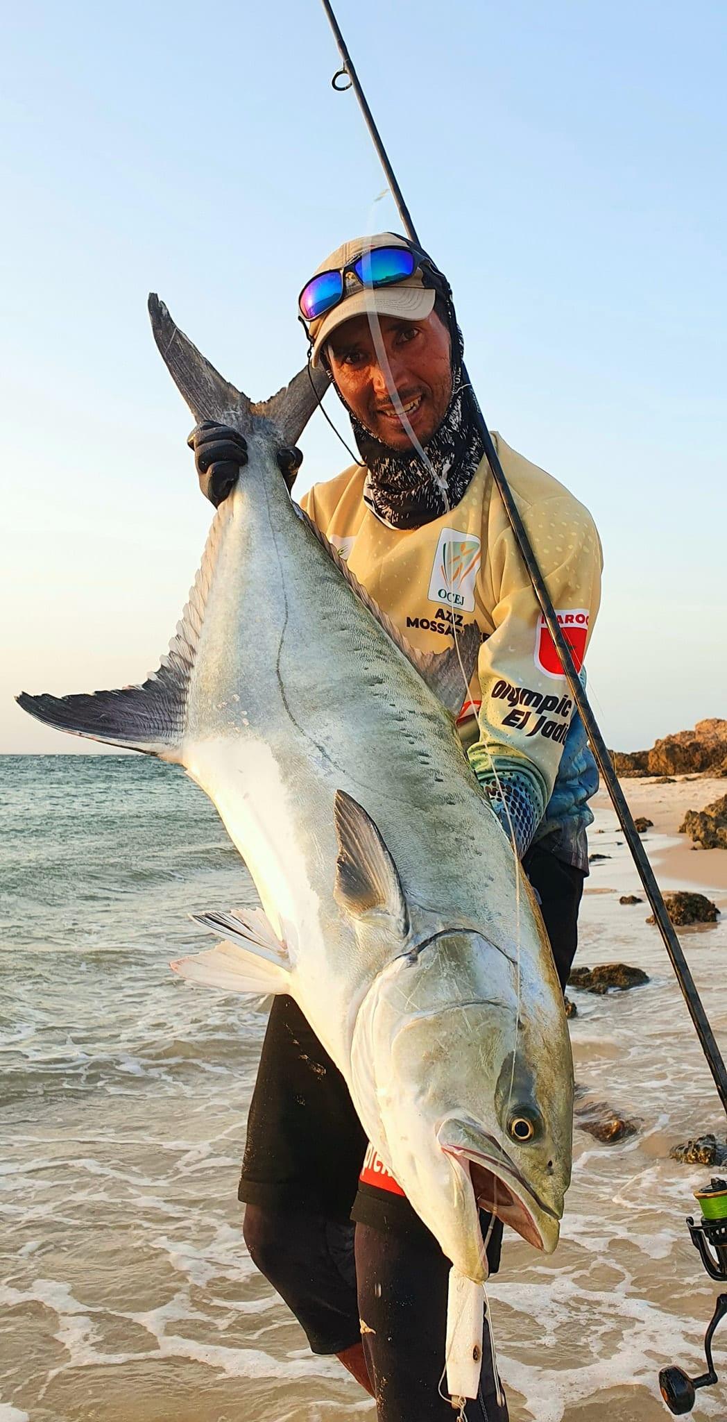 A large Morocco Leer fish Garrick