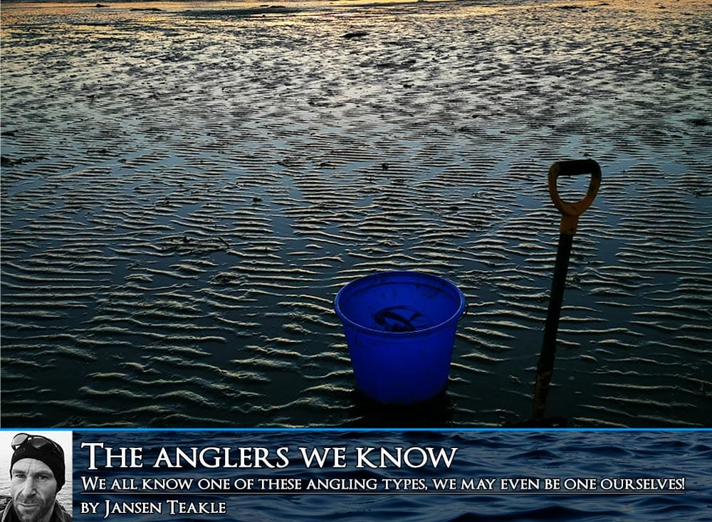 The anglers we know cover