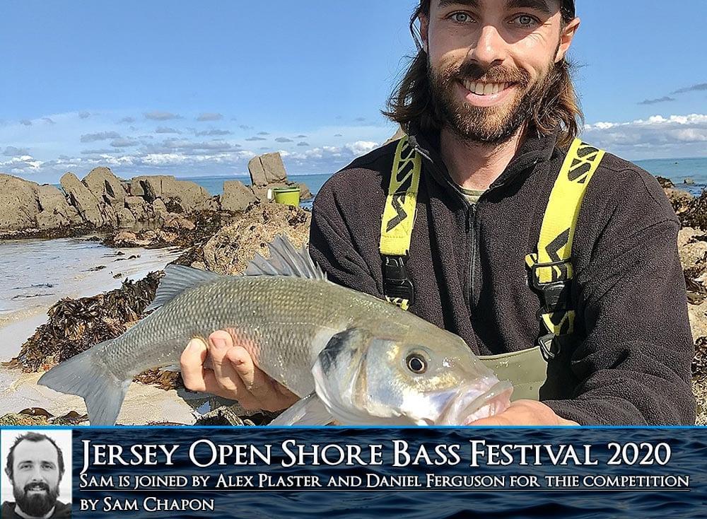 Jersey open share bass festival cover