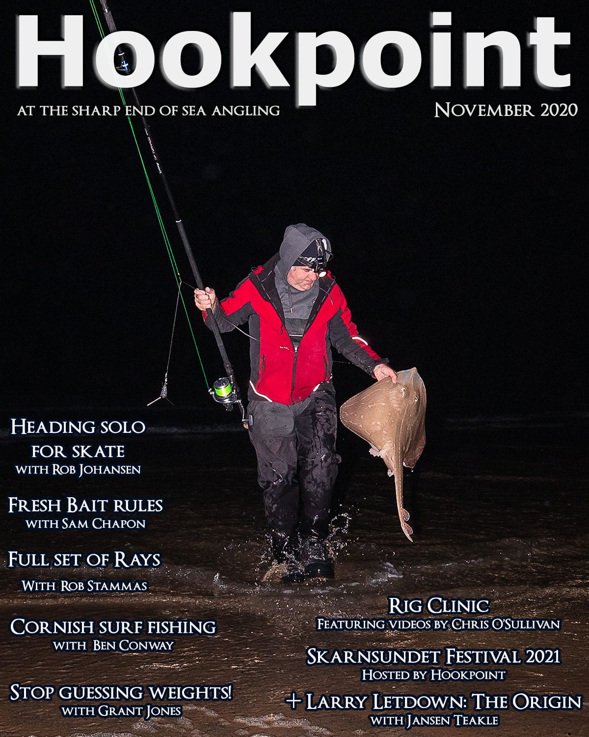 Hookpoint November issue