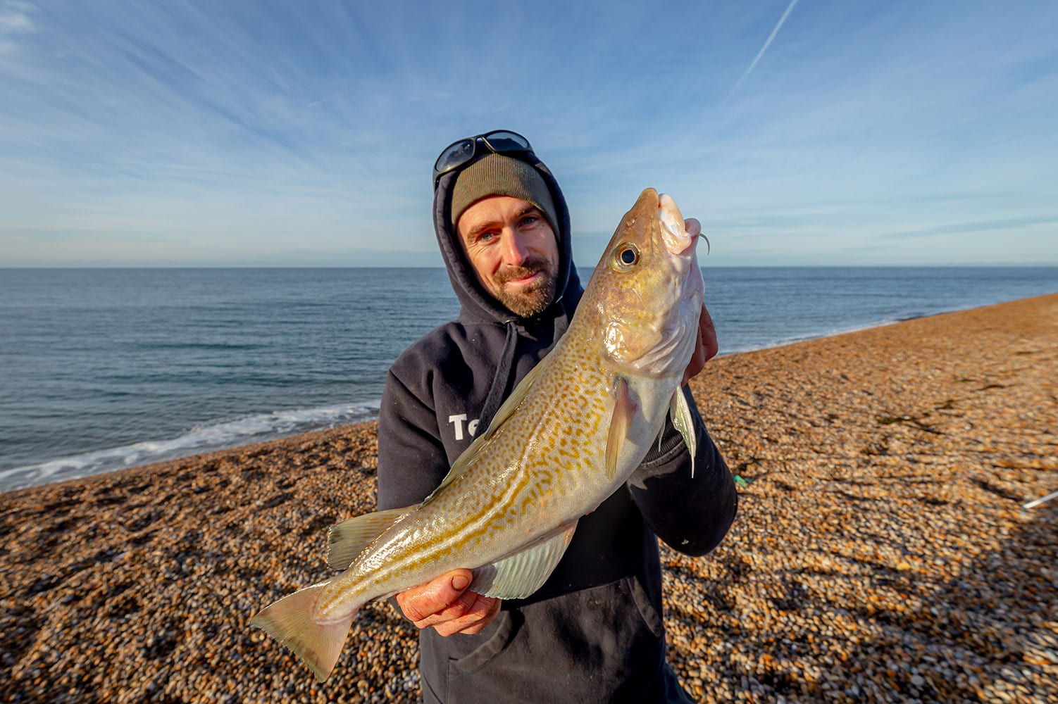 The best of the brace of chesil cod for Rob Stammas
