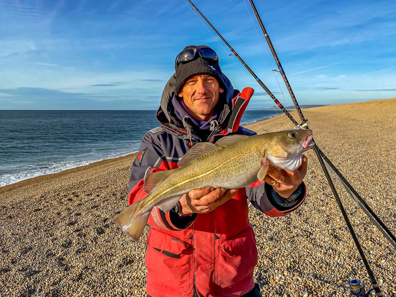 a fine Chesil cod for rob Johansen