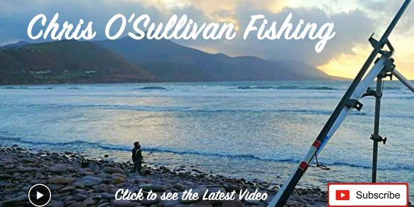 Chris O'Sullivan Fishing