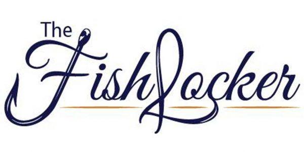 HookPoint fishing magazine The Fish Locker logo